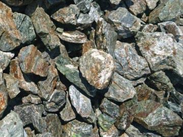 栗石 グリ石 (100㎜~150㎜)
