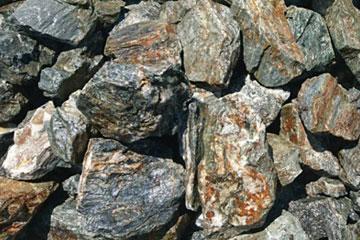 ロックガーデン用のグリ石・栗石(150㎜~200㎜)