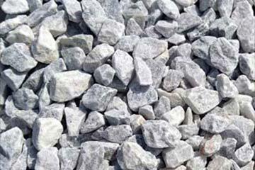 石灰石砂利・砕石13-5