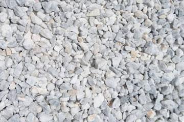 石灰石砂利・砕石2-8